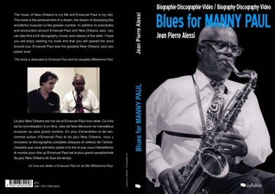 blues for manny paul fpcd16